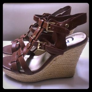 Guess wedged Sandals